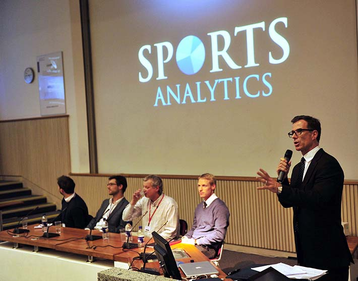 Sport's 'Big Data' Challenge Highlighted