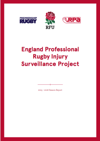The Professional Rugby Injury Surveillance Project's annual report is made possible by a bespoke performance management and monitoring system developed by The Sports Office