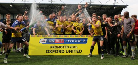 Oxford United have explained how they benefit from The Sports Office performance management system for elite soccer.