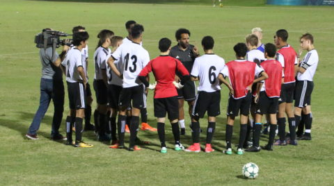 Sports academy uses athlete management system