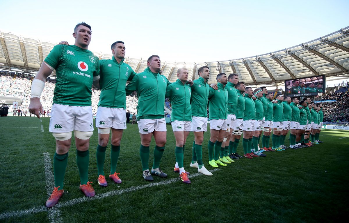 IRFU 2019 Guiness Six Nationd championship
